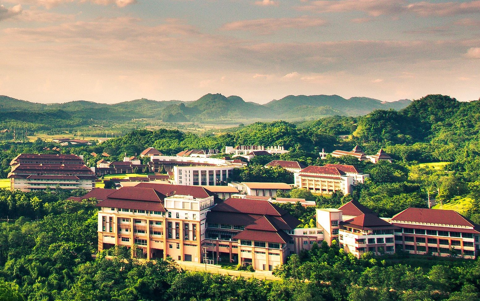 """University in the Park"""